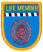 SAL Life Member Patch