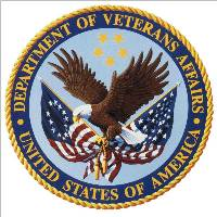 National Veterans Administration logo and Link to Website